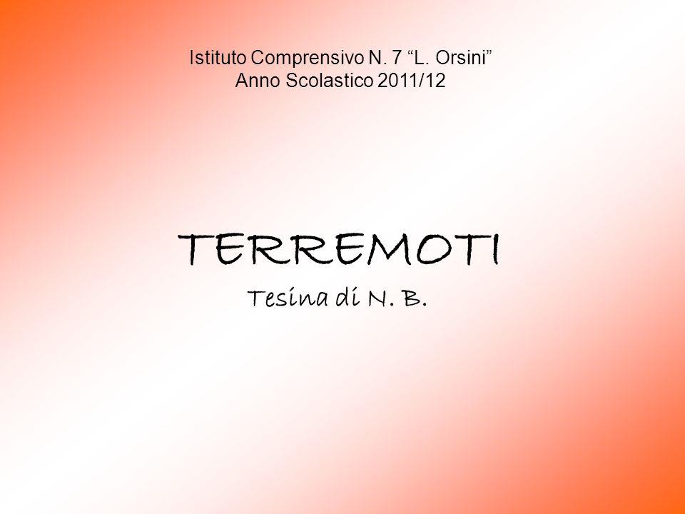 Istituto Comprensivo N. 7 L. Orsini
