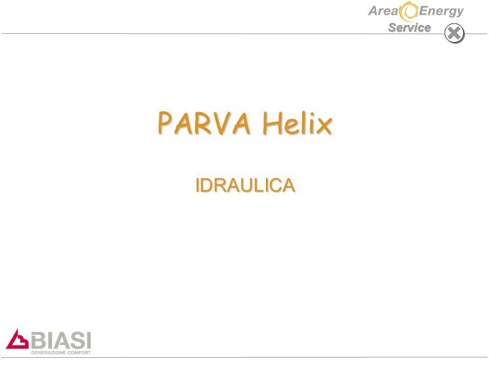 PARVA Helix IDRAULICA
