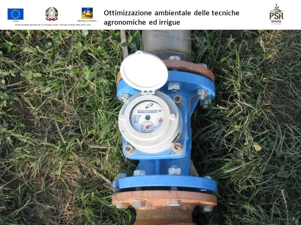 Ottimizzazione ambientale delle tecniche