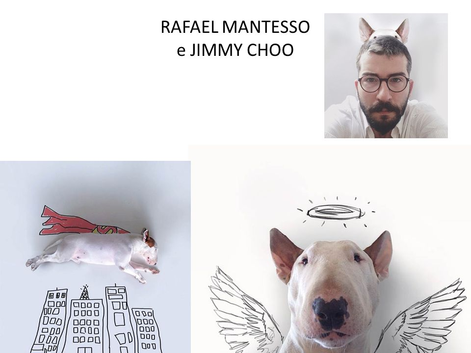 RAFAEL MANTESSO e JIMMY CHOO