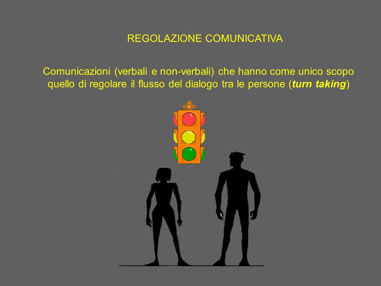 REGOLAZIONE COMUNICATIVA