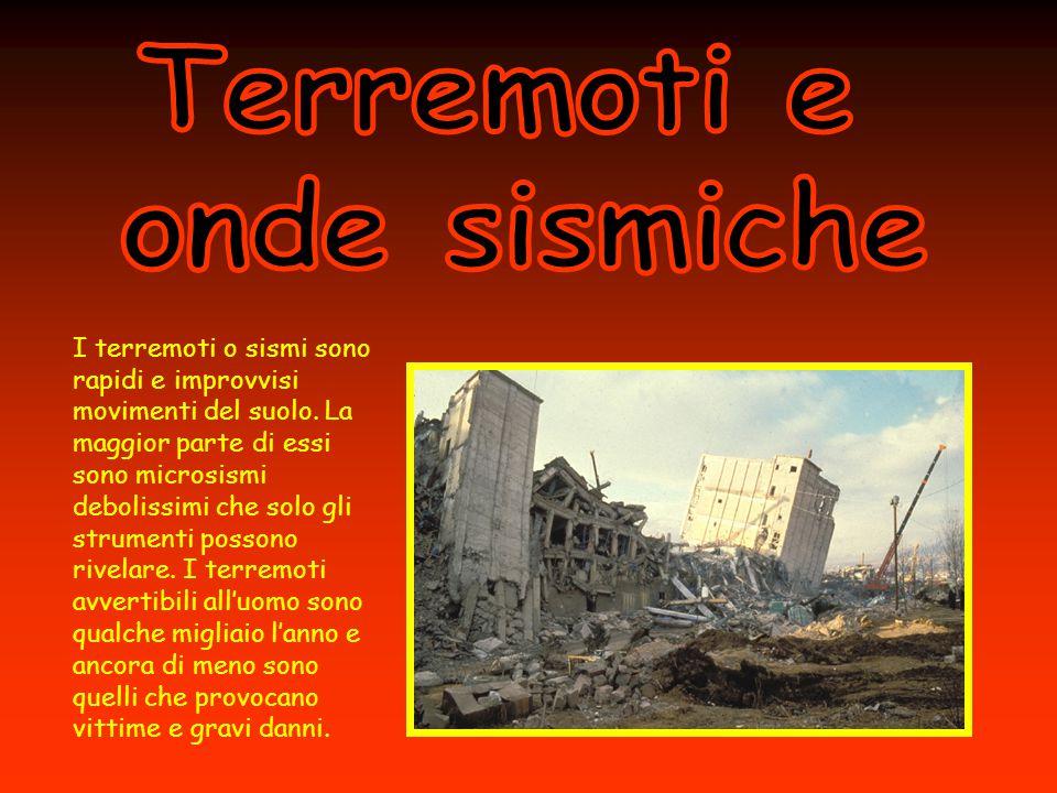 Terremoti e onde sismiche