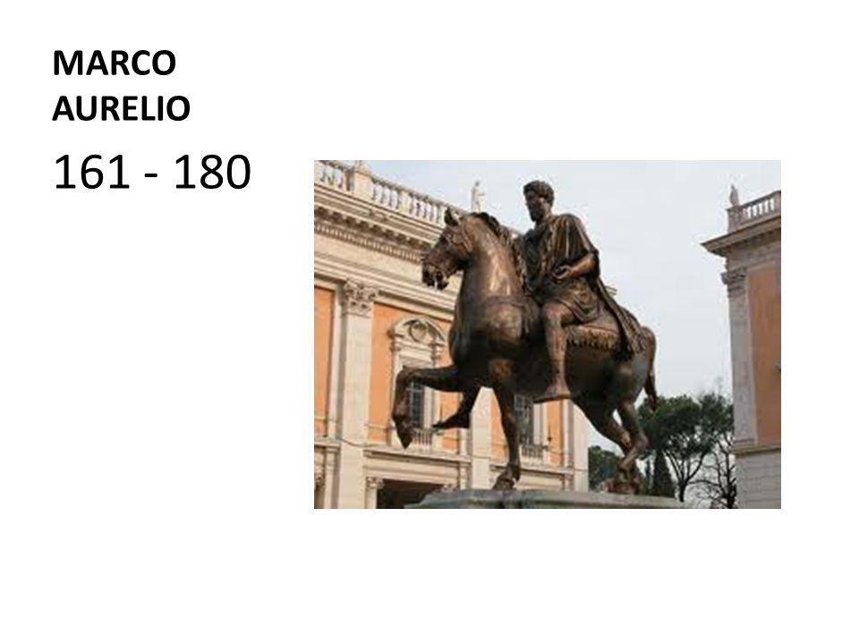 MARCO AURELIO 161 - 180
