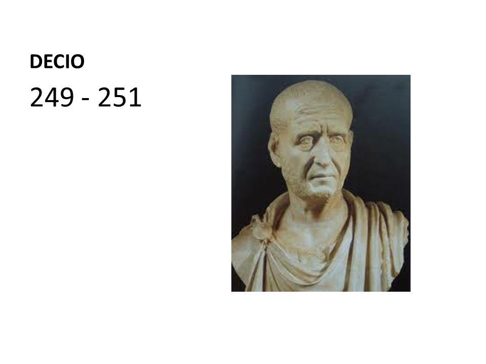 DECIO 249 - 251