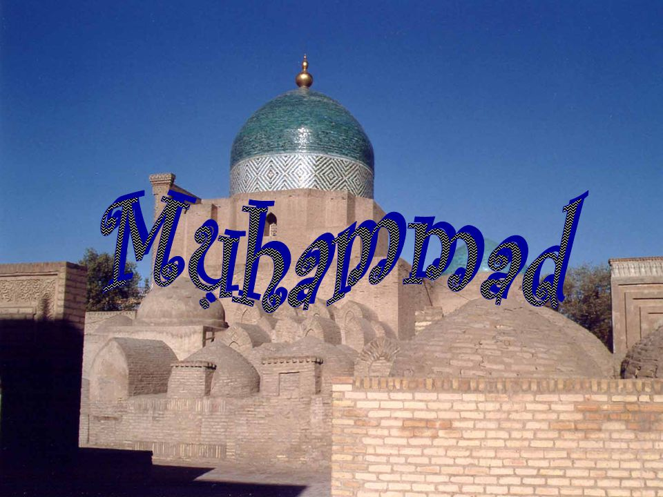 Muhammad .