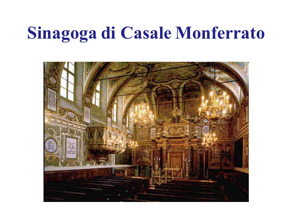Sinagoga di Casale Monferrato