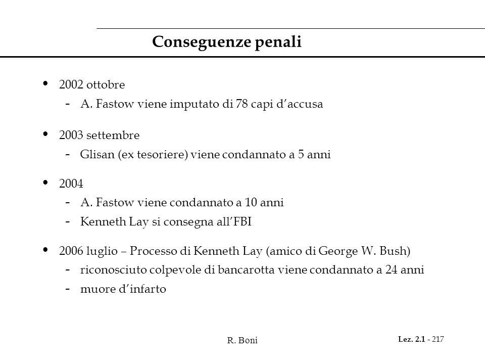 Conseguenze penali 2002 ottobre