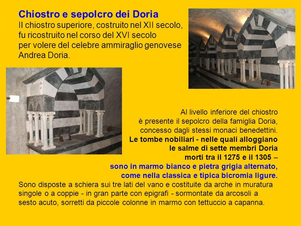 Chiostro e sepolcro dei Doria