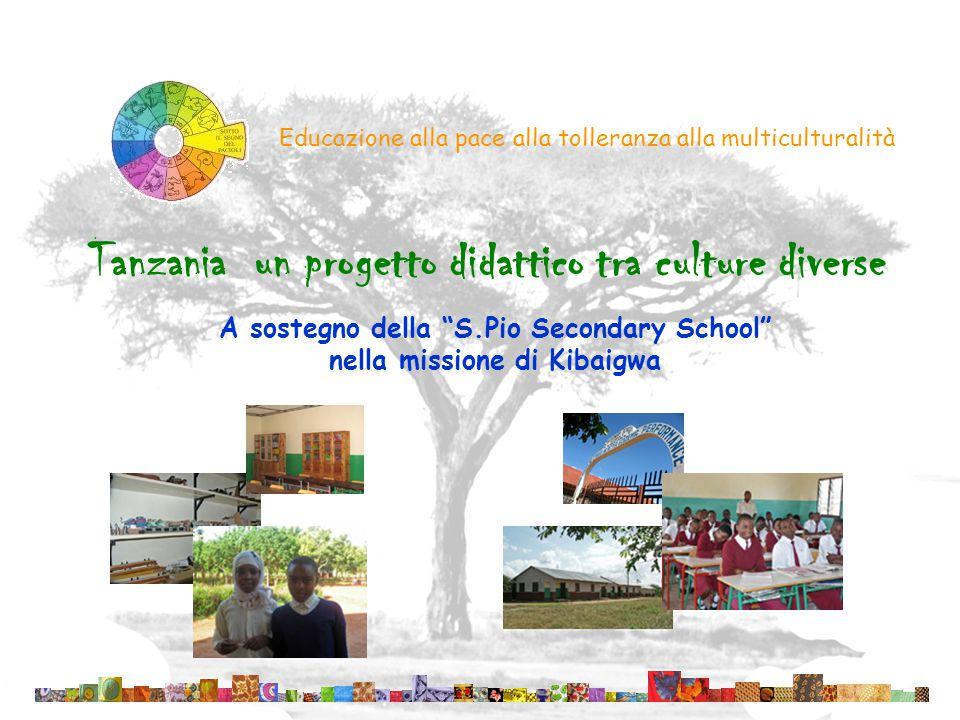 A sostegno della S.Pio Secondary School nella missione di Kibaigwa