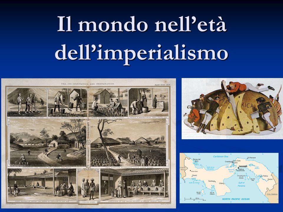 Il mondo nell'età dell'imperialismo