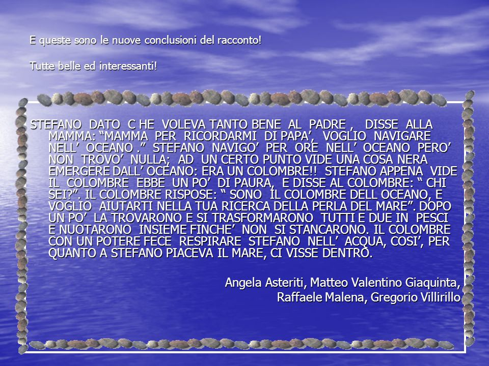 Angela Asteriti, Matteo Valentino Giaquinta,