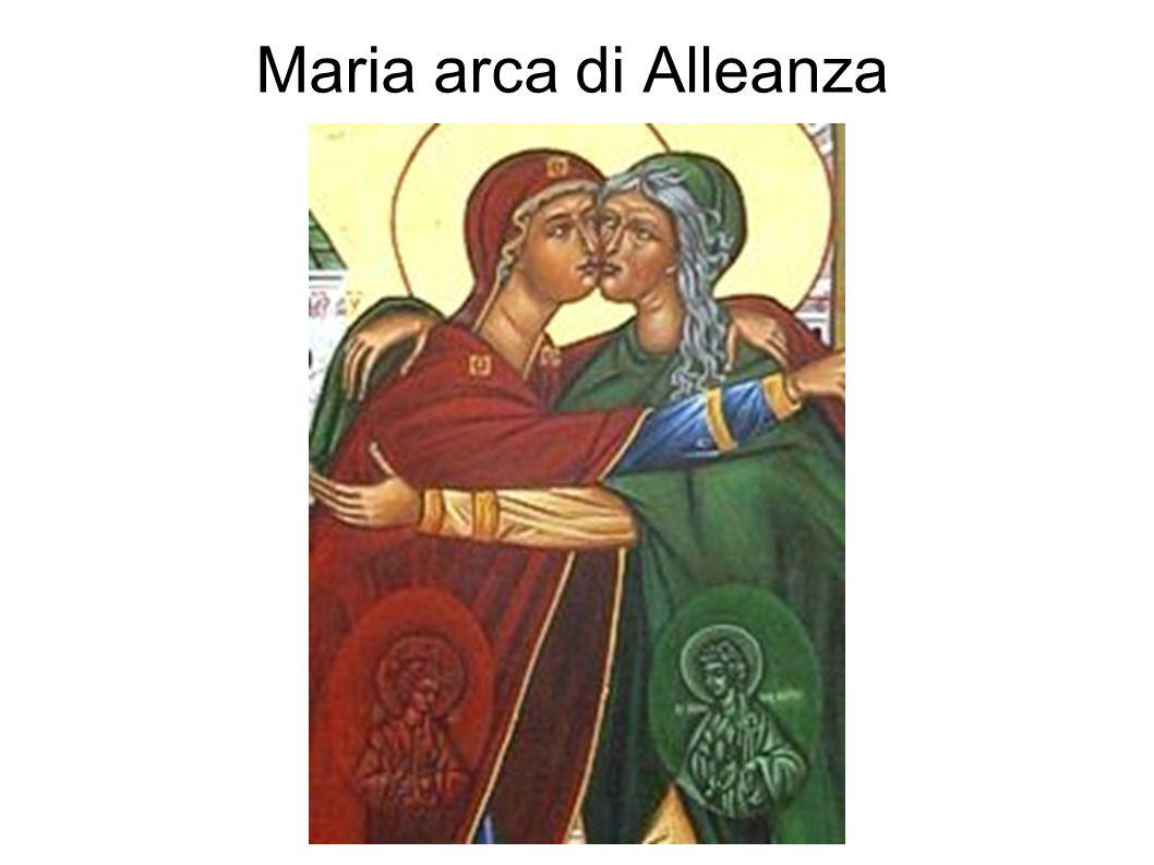 Maria arca di Alleanza