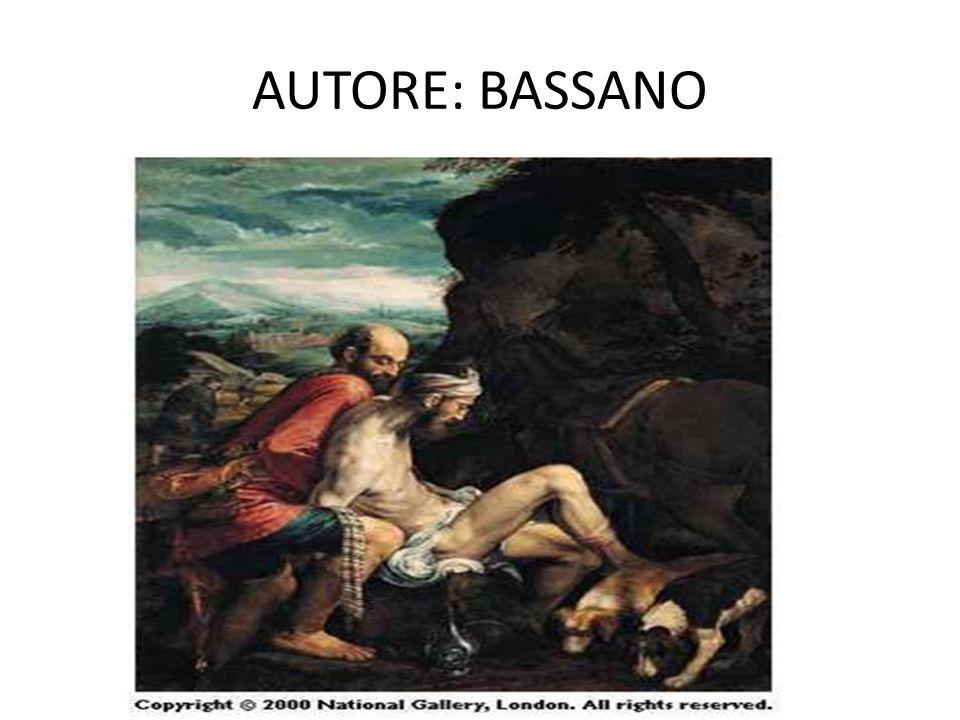 AUTORE: BASSANO