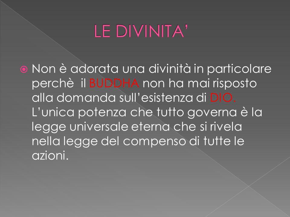 LE DIVINITA'