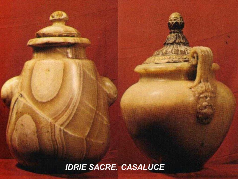 IDRIE SACRE. CASALUCE