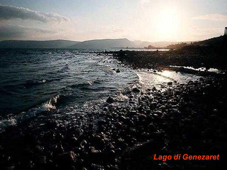 Lago di Genezaret