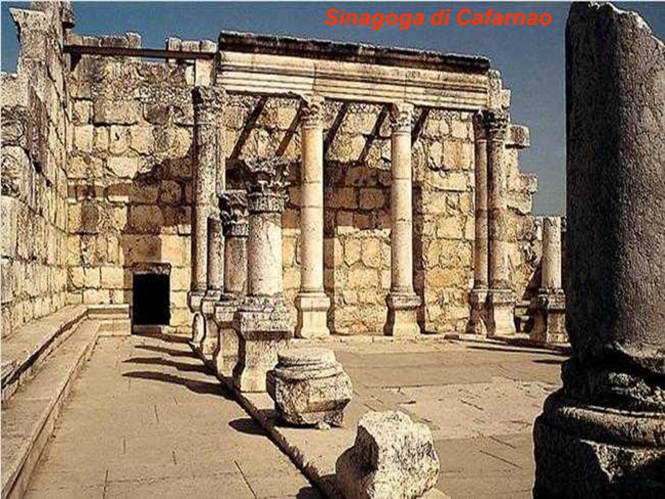 Sinagoga di Cafarnao