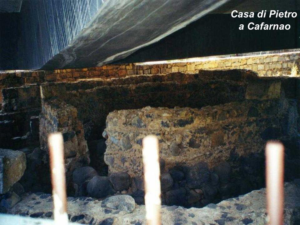 Casa di Pietro a Cafarnao
