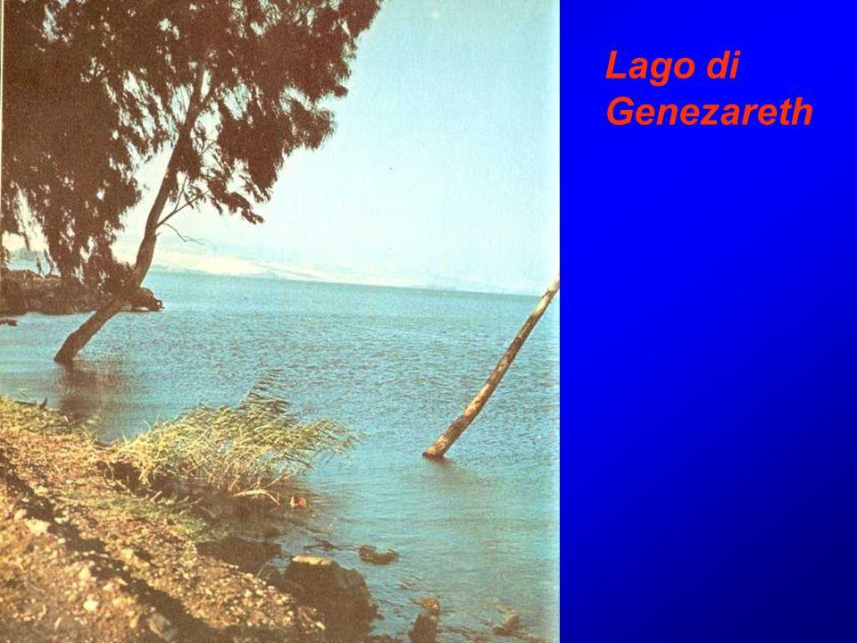 Lago di Genezareth
