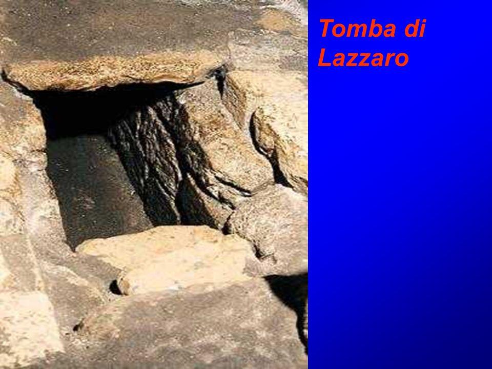 Tomba di Lazzaro