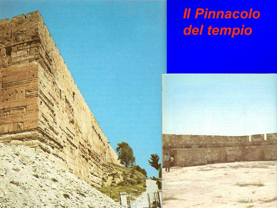Il Pinnacolo del tempio