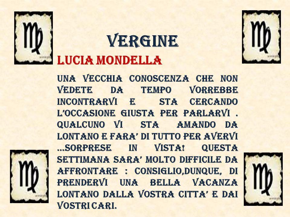 vergine Lucia Mondella
