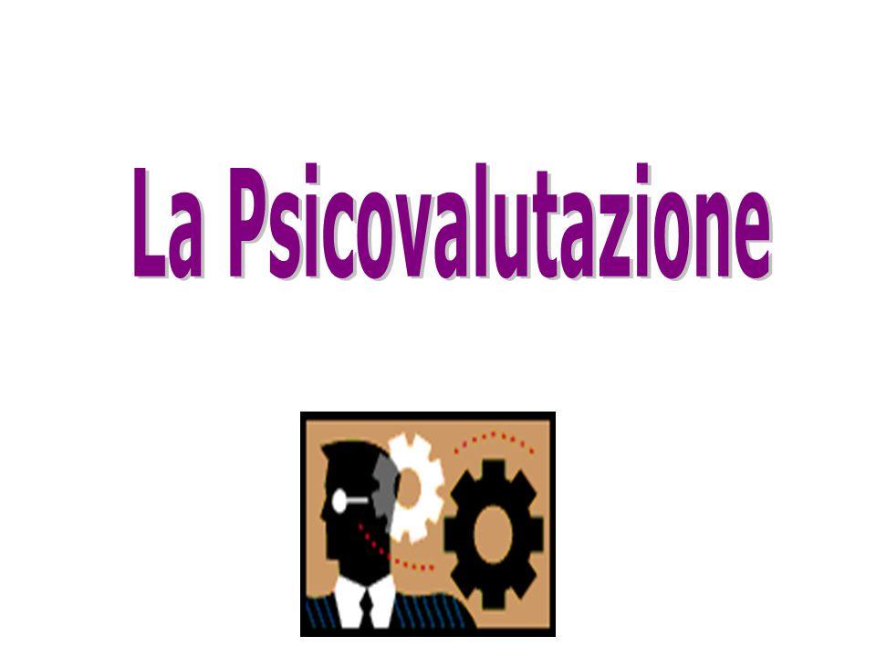 La Psicovalutazione