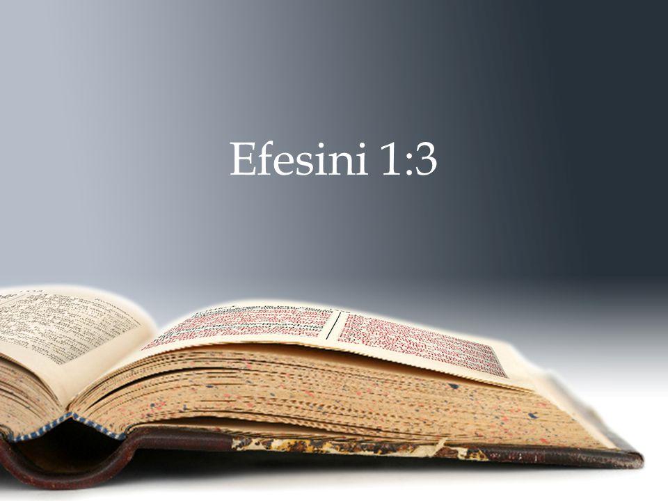 Efesini 1:3