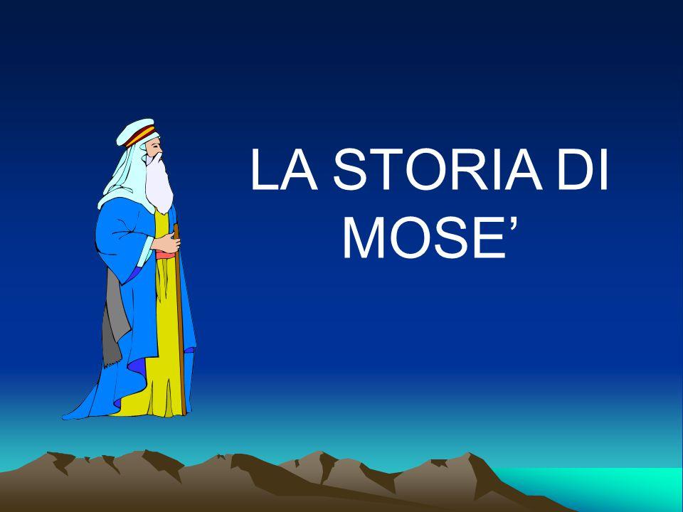 LA STORIA DI MOSE'