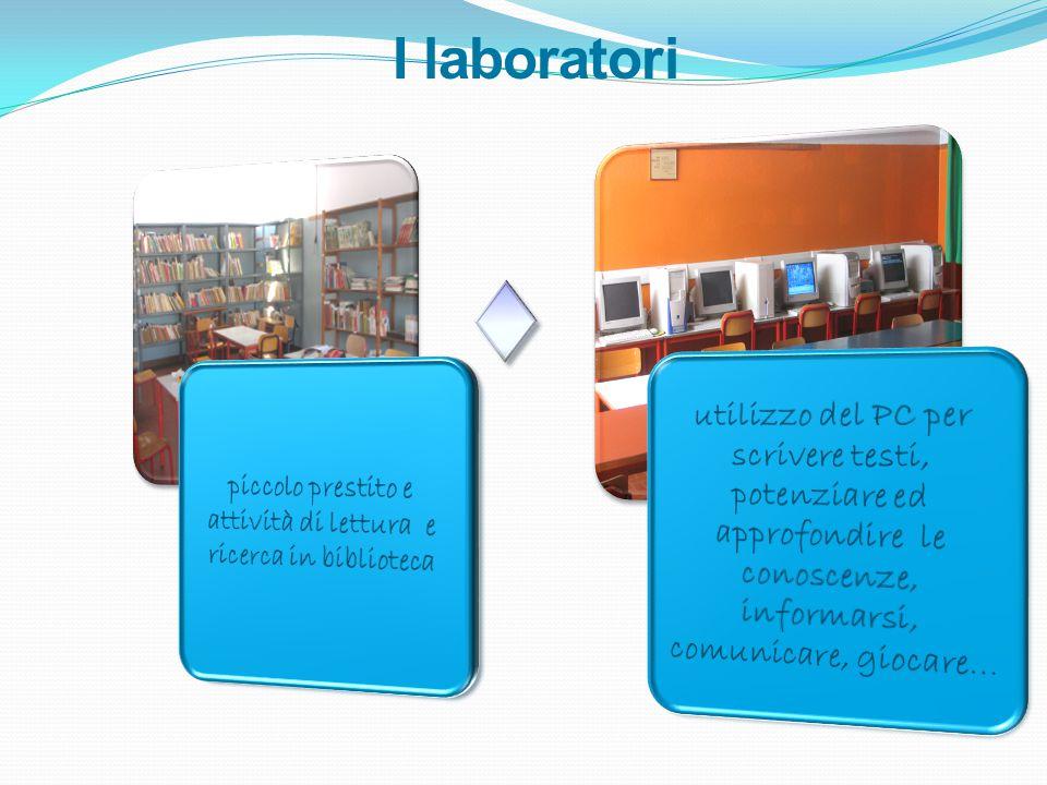 piccolo prestito e attività di lettura e ricerca in biblioteca