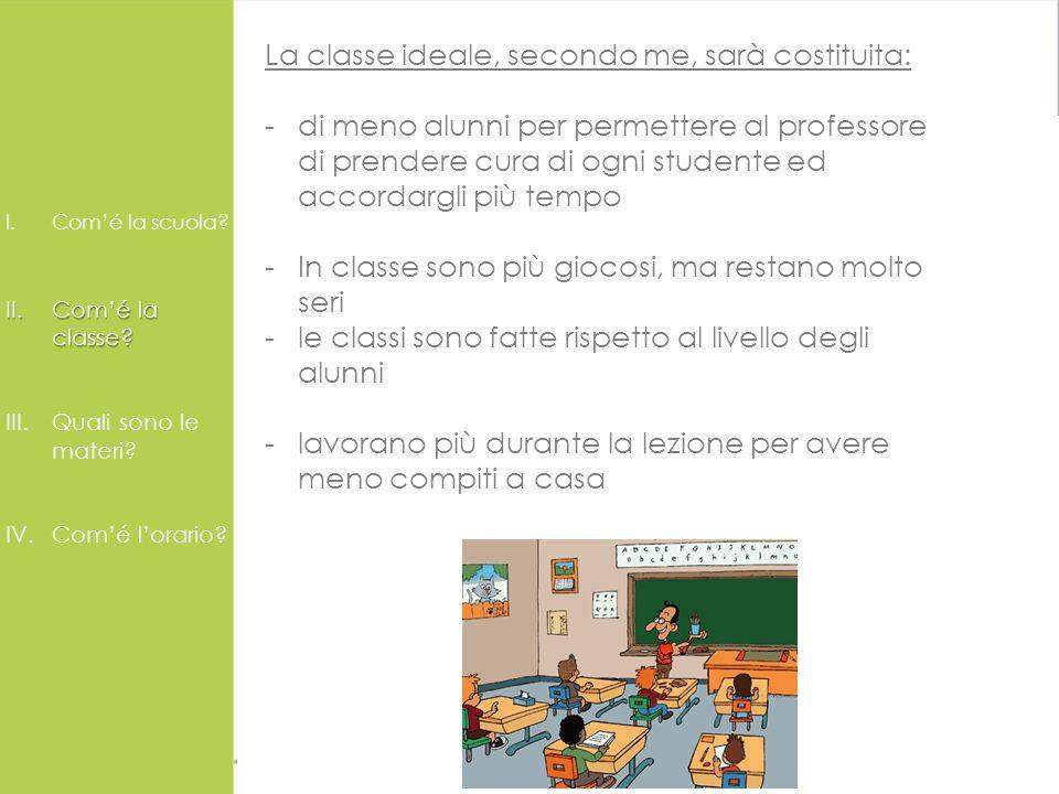 La scuola ideale La Scuola Ideale