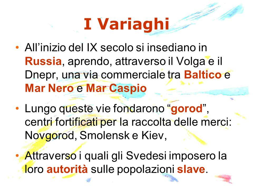 I Variaghi