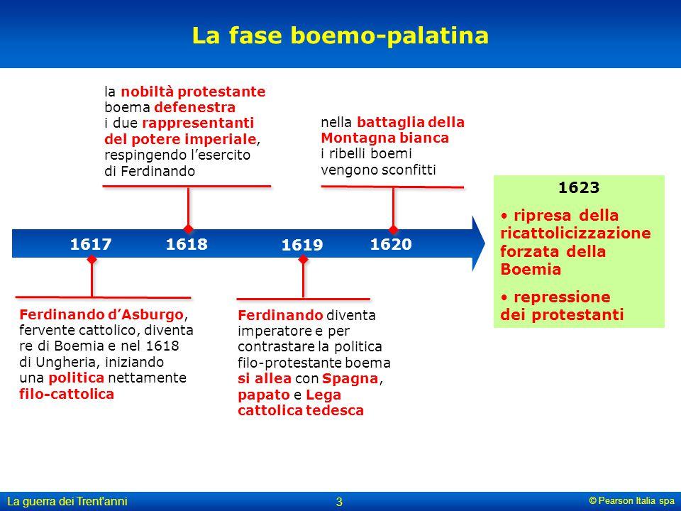 La fase boemo-palatina
