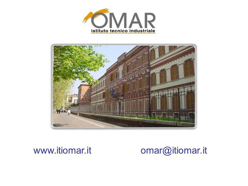 www.itiomar.it omar@itiomar.it