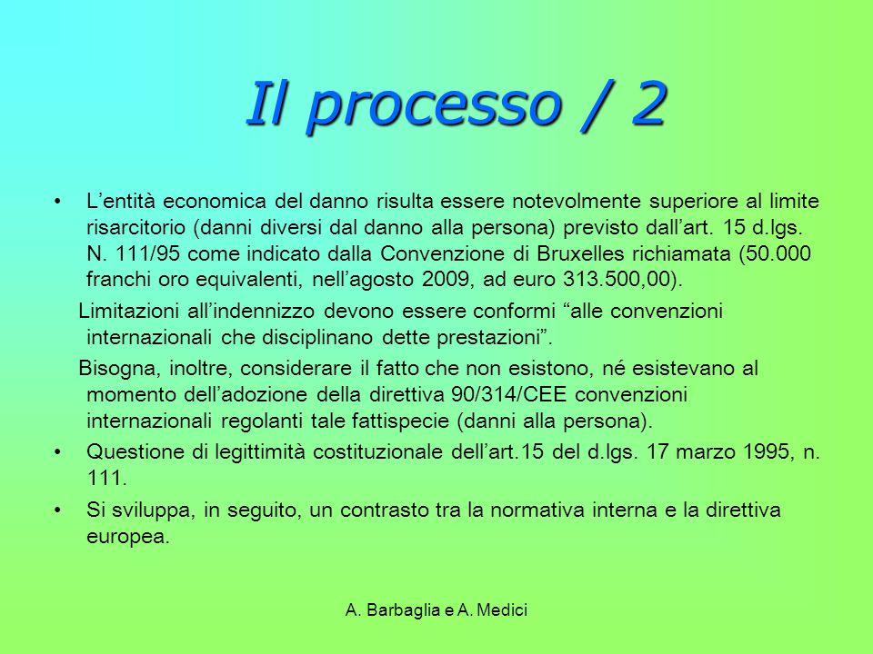 Il processo / 2
