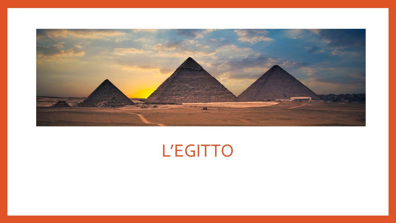 L'EGITTO