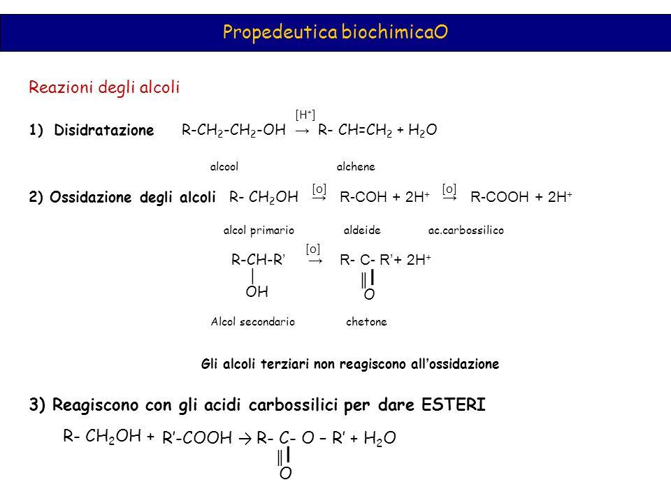 Propedeutica biochimicaO