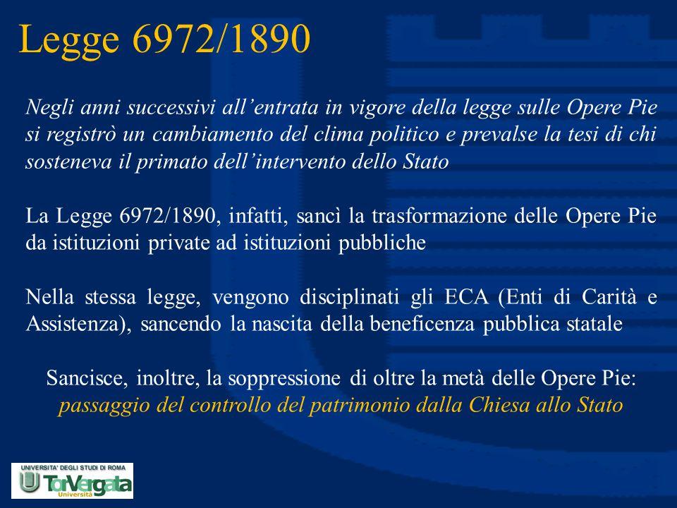 Legge 6972/1890