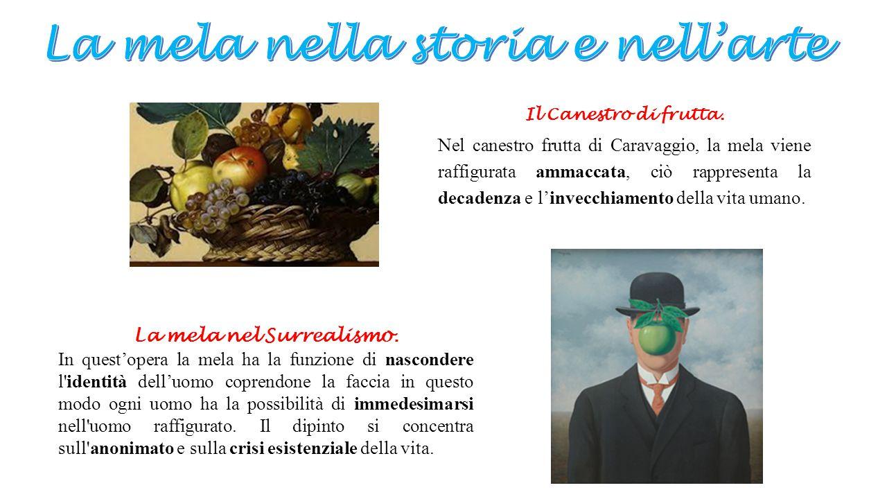La mela nella storia e nell'arte La mela nel Surrealismo.