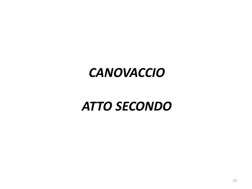 CANOVACCIO ATTO SECONDO