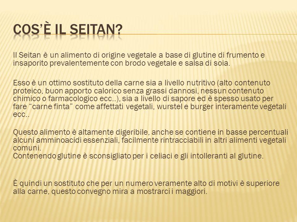 Cos'è il seitan