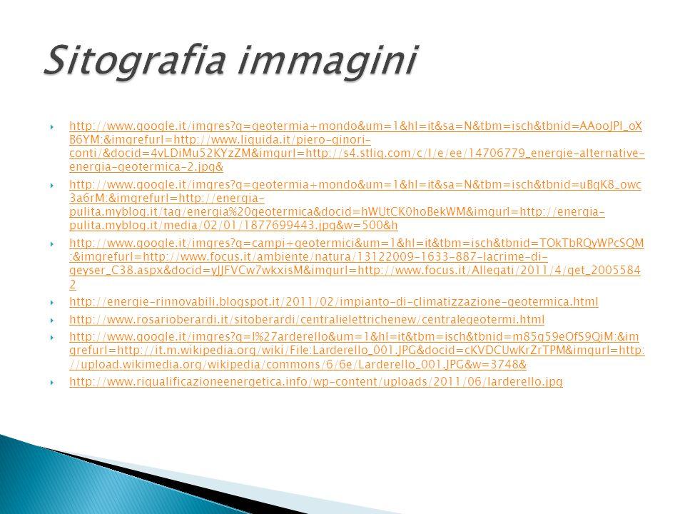 Sitografia immagini