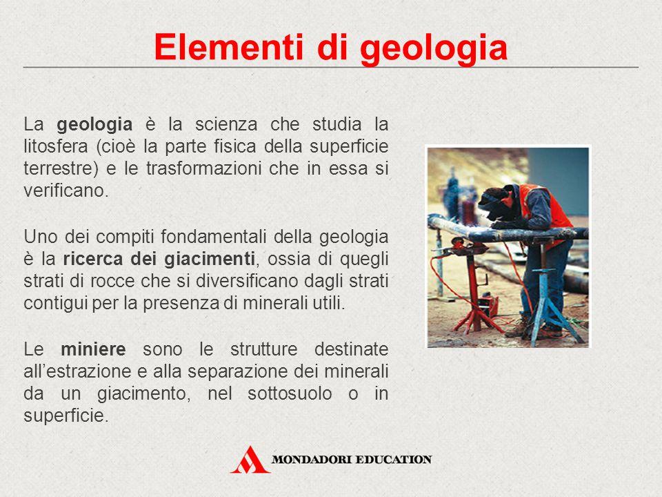 Elementi di geologia
