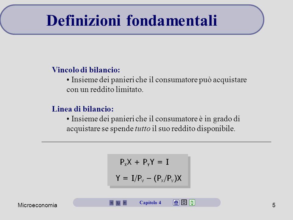 Definizioni fondamentali