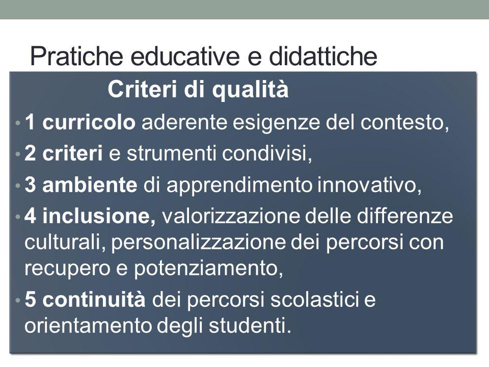 Pratiche educative e didattiche