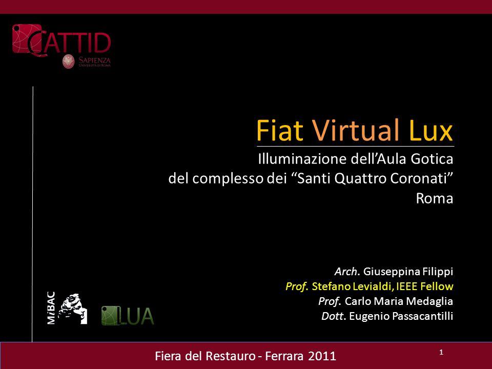 Fiera del Restauro - Ferrara 2011