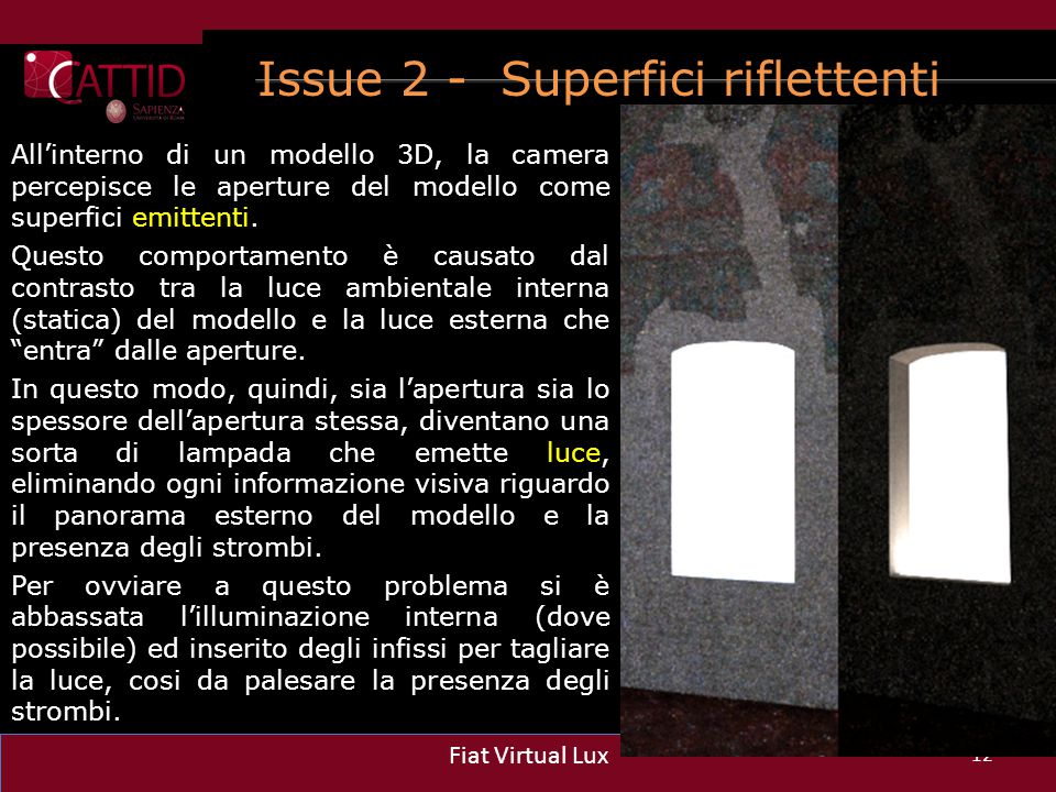Issue 2 - Superfici riflettenti