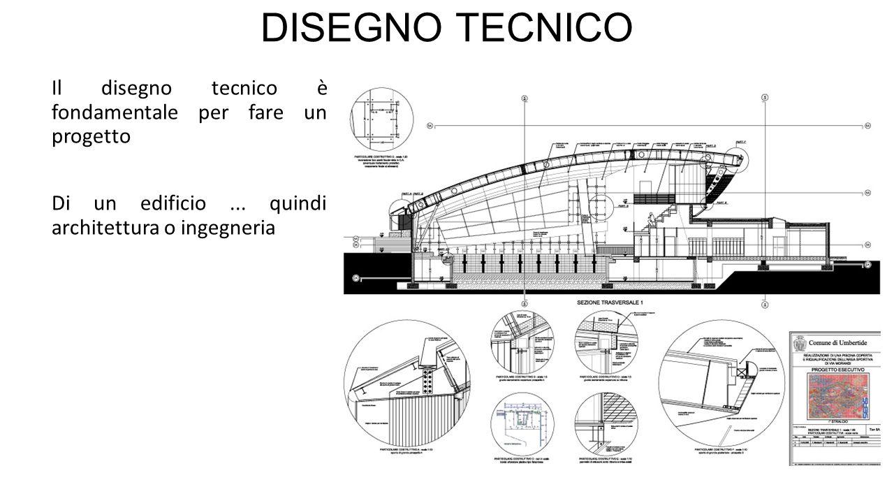 Disegno artistico e disegno tecnico ppt video online for Disegno di architettura online