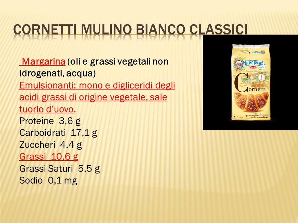 CORNETTI MULINO BIANCO classici