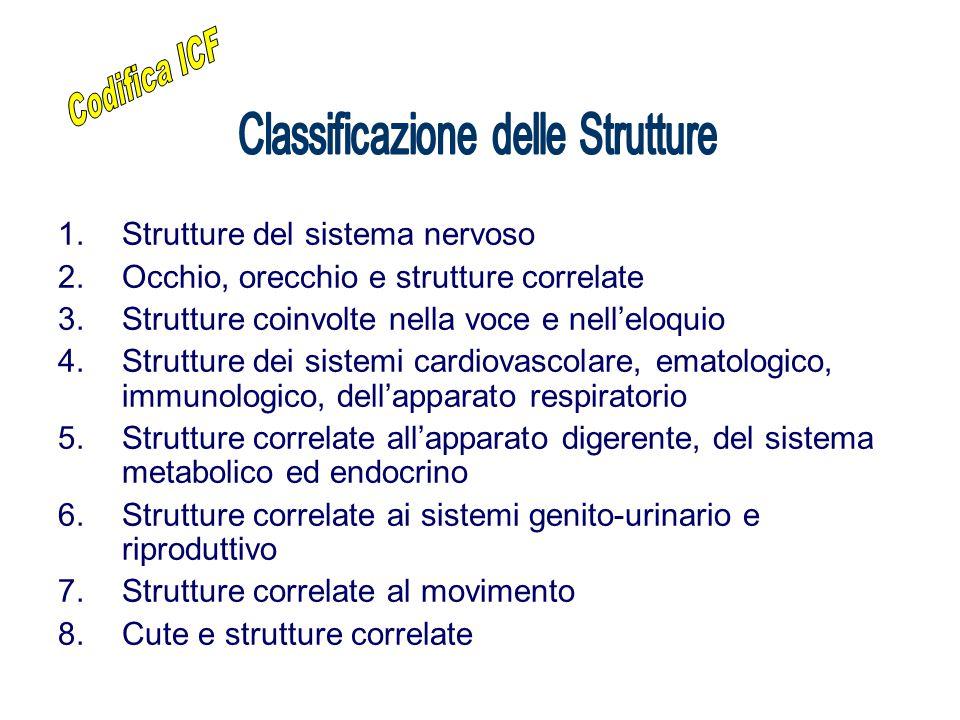 Classificazione delle Strutture